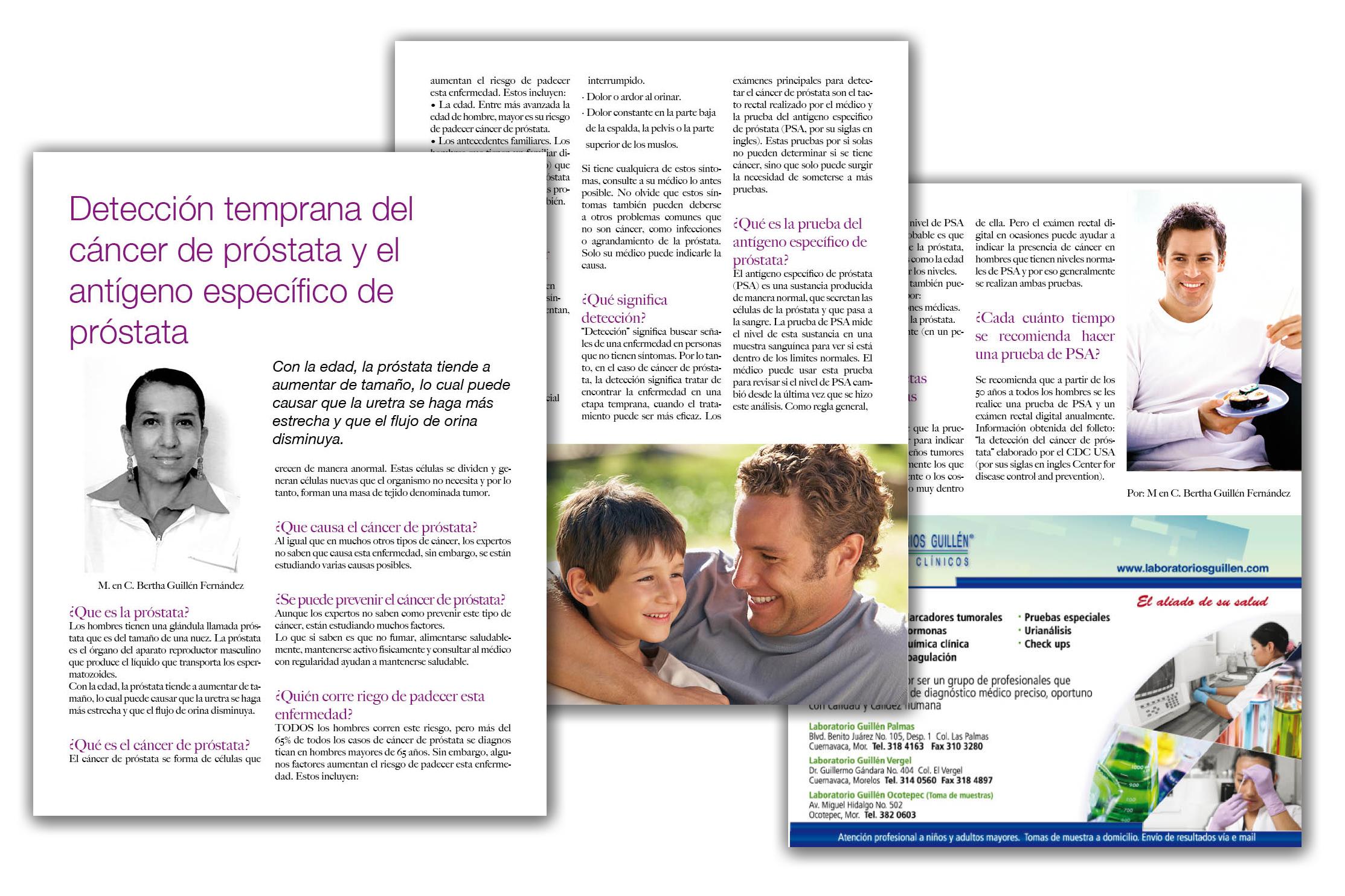 cancer de prostata edad temprana